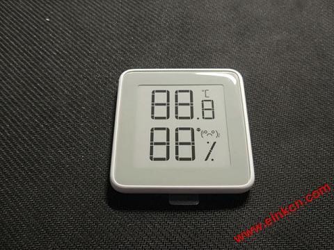 搭载E Ink电子墨水屏的秒秒测温湿度计到底怎么样?怎么购买? 电子墨水屏标签 第5张