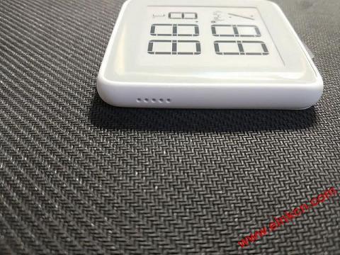 搭载E Ink电子墨水屏的秒秒测温湿度计到底怎么样?怎么购买? 电子墨水屏标签 第7张