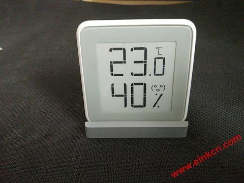 搭载E Ink电子墨水屏的秒秒测温湿度计到底怎么样?怎么购买? 电子墨水屏标签 第10张