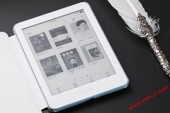 掌阅iReader Light评测: 给你一个不买Kindle的理由 电子阅读 第8张