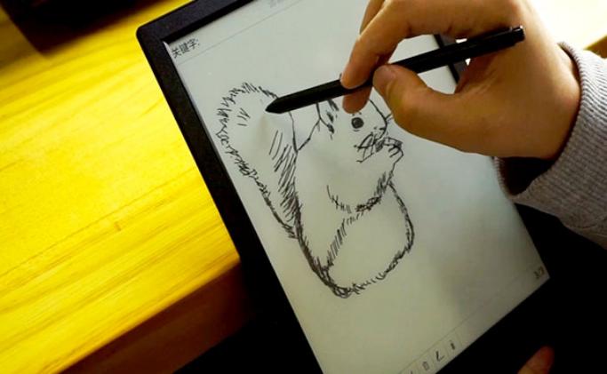 国文喜阅xibook 10.3寸电子笔记本介绍 电子墨水笔记本 第6张