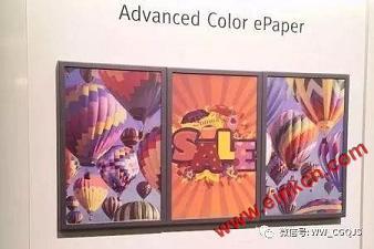 E Ink电子墨水屏的工作原理与LCD液晶屏的区别在哪 业界新闻 第10张