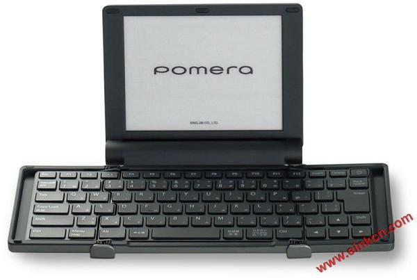 pomera DM30 数字打字机 使用6寸电子纸屏幕的打字机 图赏 墨水屏无纸办公 第16张