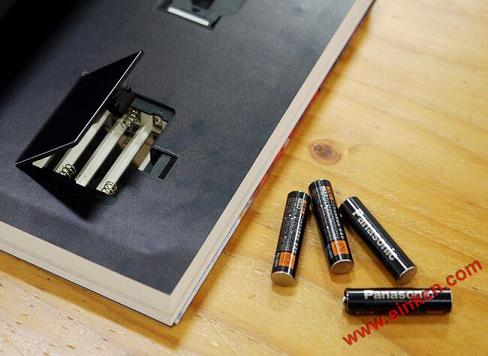 一本有情怀的电子书阅读器 来自日本Progress公司创意 电子阅读 第16张