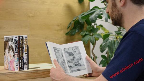 一本有情怀的电子书阅读器 来自日本Progress公司创意 电子阅读 第21张