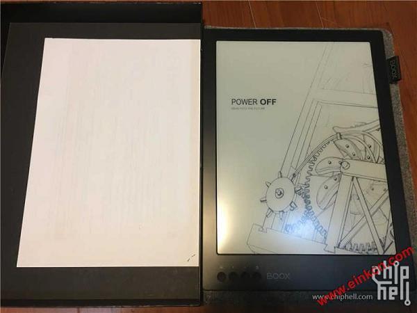 国产大屏Eink电纸书-文石Max2开箱 其他产品 第4张