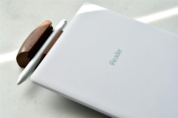 掌阅新一代电子纸手写设备命名确定:iReader Smart登场 电子墨水笔记本 第3张