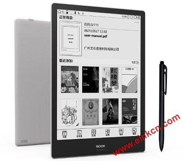 Onyx Boox Note Plus New Onyx Boox Note+ and Note Lite Released 电子笔记