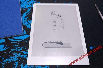 市售6款10.3寸电子纸笔记本:购买地址+各品牌阅读器优劣对比 电子笔记 第13张