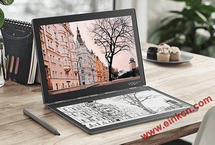 Lenovo Yoga Book C930 2-in-1 with E Ink Screen Now Available可以预定了 电子墨水笔记本 第6张