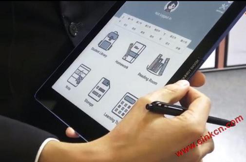 文石Onyx电纸书新品Youngy Boox亮相CES2019,带彩色e-Ink 电子阅读 第2张