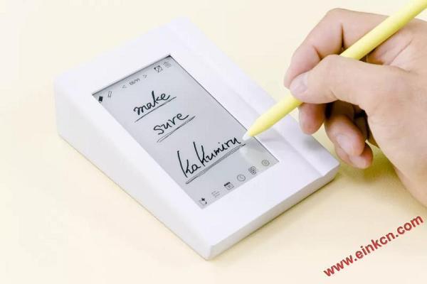 """""""KAKUMIRU""""E Ink电子墨水屏数字记事本,你的工作小帮手 其他产品 第2张"""