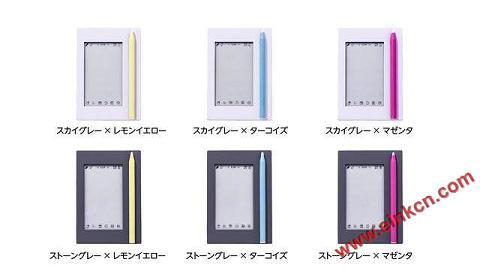 """""""KAKUMIRU""""E Ink电子墨水屏数字记事本,你的工作小帮手 其他产品 第5张"""