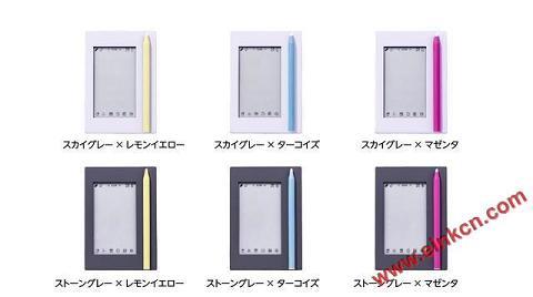 """""""KAKUMIRU""""E Ink电子墨水屏数字记事本,你的工作小帮手 其他产品 第27张"""