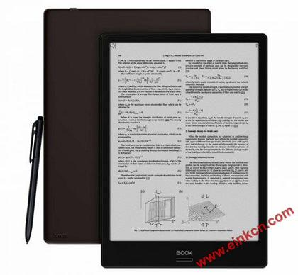 Onyx Boox Note 10.3″ Android eReader Now 9 电子阅读