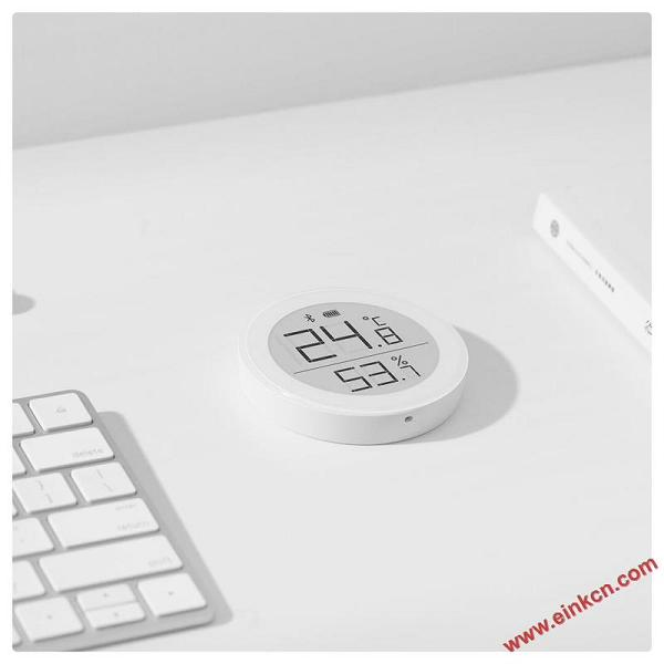 青萍蓝牙温湿度计 M 版 采用E Ink电子墨水显示屏 其他产品 第6张