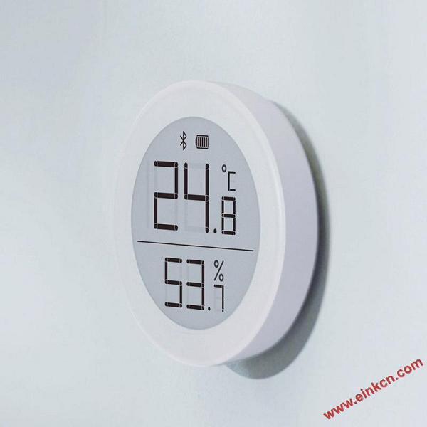 青萍蓝牙温湿度计 M 版 采用E Ink电子墨水显示屏 其他产品 第21张