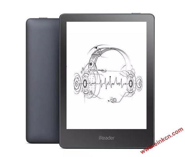 就在刚刚!掌阅新品iReader A6正式发布:听书功能帮你解放双眼! 电子墨水阅读器 第1张