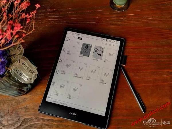 屏幕会发光的电纸书,文石BOOX Note Pro体验 电子墨水笔记本 第11张
