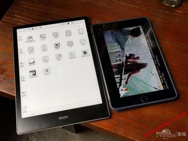 屏幕会发光的电纸书,文石BOOX Note Pro体验 电子墨水笔记本 第22张