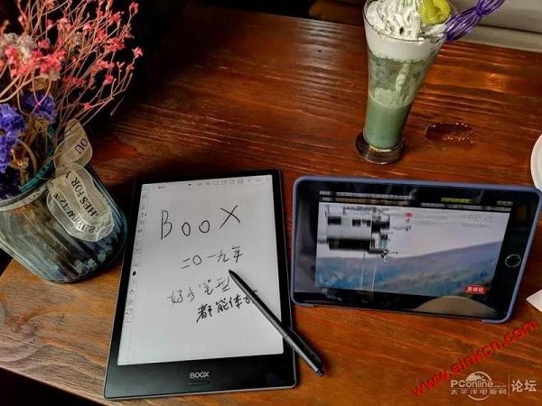 屏幕会发光的电纸书,文石BOOX Note Pro体验 电子墨水笔记本 第1张