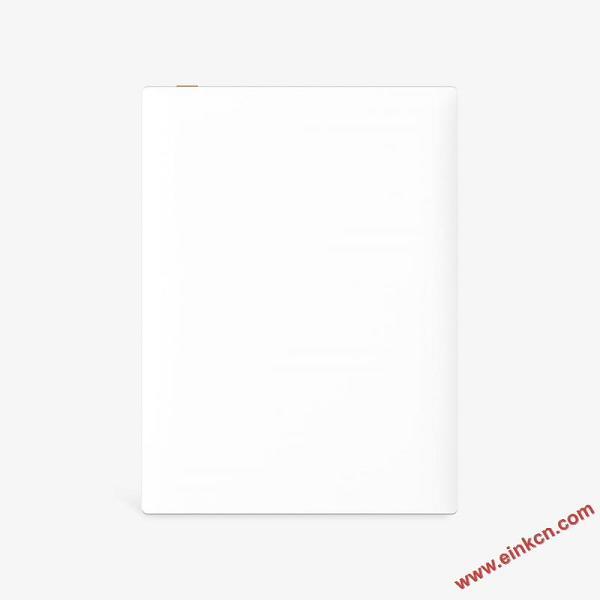 小米墨案智能电子纸 W7 白色 10.3英寸 参数 预售地址 电子笔记 第4张