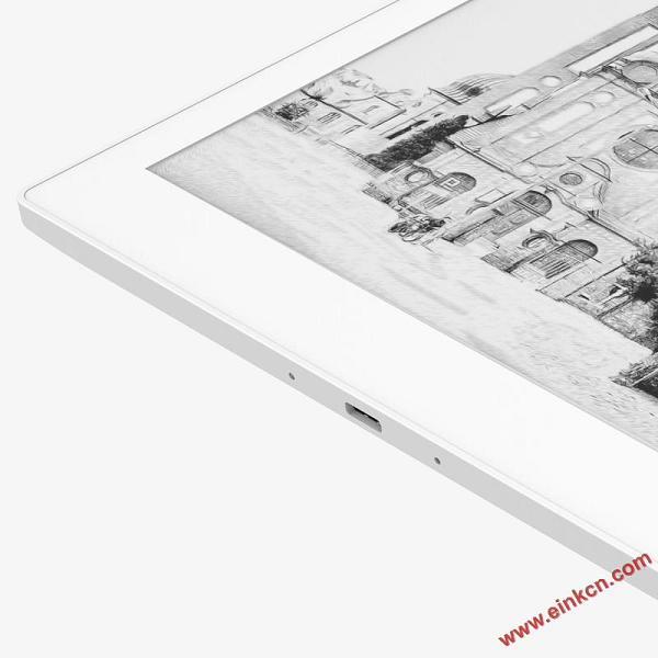 小米墨案智能电子纸 W7 白色 10.3英寸 参数 预售地址 电子笔记 第12张
