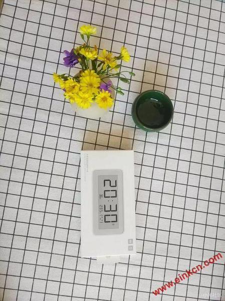 测评分享 || 知冷暖,懂干湿的米家温湿监测电子表-墨水屏产品 其他产品 第2张