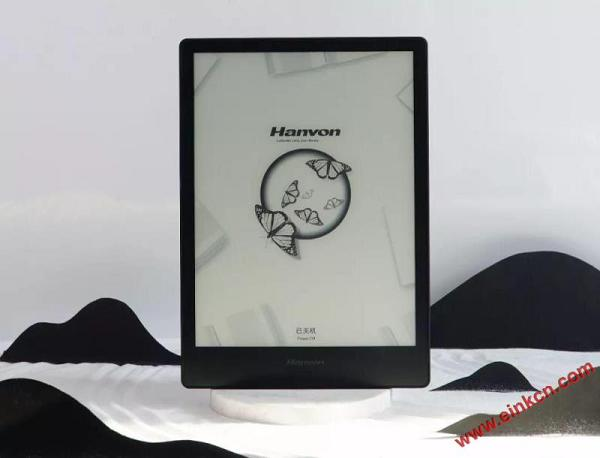 汉王电纸书EA310 评测体验-听说读写样样精通 电子笔记 第1张