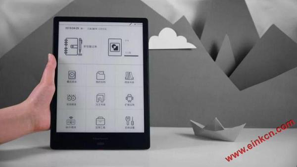 汉王电纸书EA310 评测体验-听说读写样样精通 电子笔记 第9张
