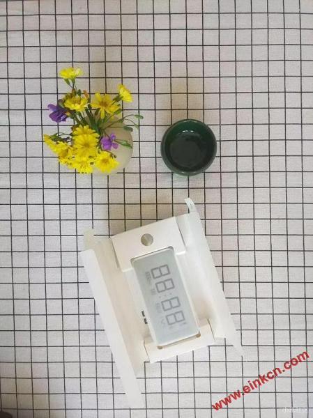 测评分享 || 知冷暖,懂干湿的米家温湿监测电子表-墨水屏产品 其他产品 第3张