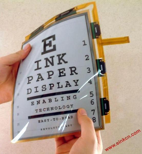 为什么电子墨水屏没被液晶屏LCD/OLED取代呢? 电子墨水屏新闻 第2张