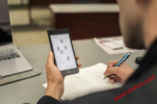 掌上智典K1/Kingrow K1单面电子墨水屏手机 众筹地址/购买地址/评测/照片/谍照 电子墨水阅读器 第6张