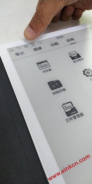 小米墨案W7电子墨水记事本 评测-软件功能/手写体验/APP推荐 电子阅读 第1张