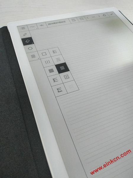 小米墨案W7电子墨水记事本 评测-软件功能/手写体验/APP推荐 电子阅读 第11张