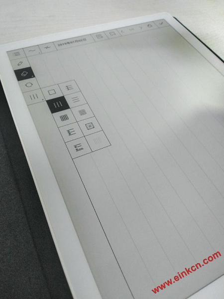 小米墨案W7电子墨水记事本 评测-软件功能/手写体验/APP推荐 电子阅读 第14张