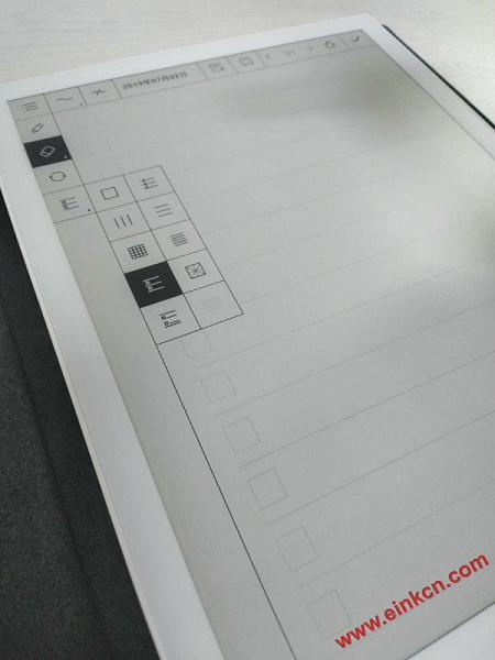 小米墨案W7电子墨水记事本 评测-软件功能/手写体验/APP推荐 电子阅读 第15张