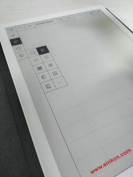 小米墨案W7电子墨水记事本 评测-软件功能/手写体验/APP推荐 电子阅读 第16张