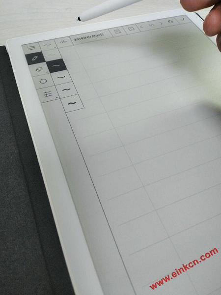 小米墨案W7电子墨水记事本 评测-软件功能/手写体验/APP推荐 电子阅读 第18张
