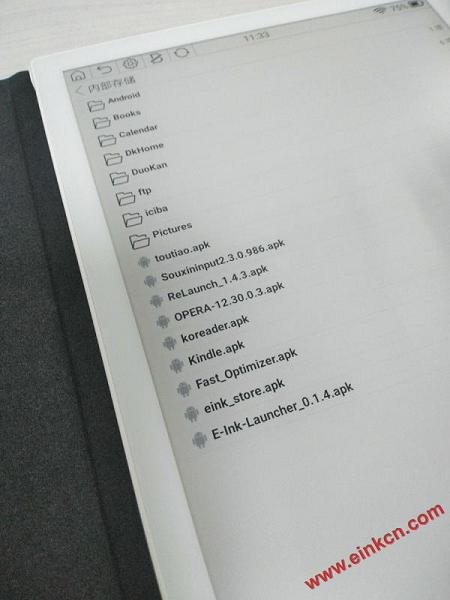 小米墨案W7电子墨水记事本 评测-软件功能/手写体验/APP推荐 电子阅读 第22张