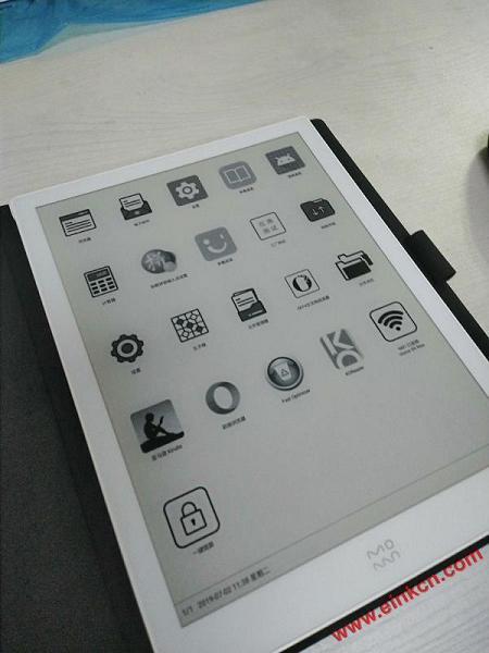 小米墨案W7电子墨水记事本 评测-软件功能/手写体验/APP推荐 电子阅读 第25张