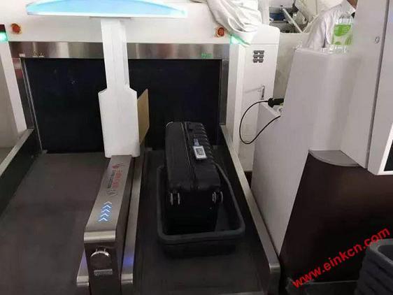 """文汇报   东航""""永久电子行李牌""""首次内测 智能标签 第7张"""