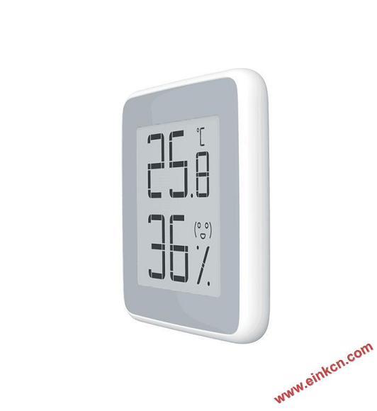 秒秒测E Ink电子墨水温湿度计——温度你知道。 其他产品 第1张