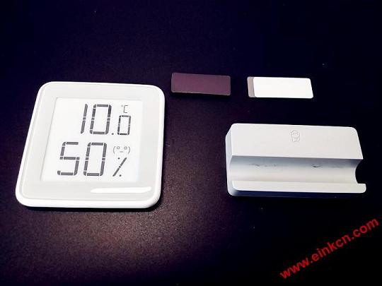秒秒测E Ink电子墨水温湿度计——温度你知道。 其他产品 第9张