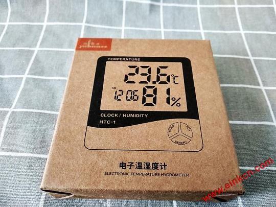 秒秒测E Ink电子墨水温湿度计——温度你知道。 其他产品 第12张