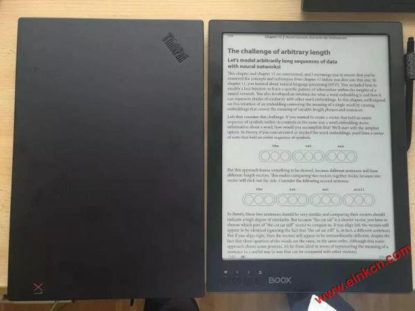 BOOX Max2 阅读A4纸文献手记 电子笔记 第4张