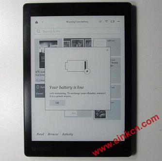 Kobo Aura One Battery Drain Issue Tips to Extend Battery Life on Kindles and Other eBook Readers 电子阅读