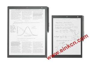 Sony Digital Paper Sale Sony DPT-RP1 and DPT-CP1 Devices are 0 Off 电子笔记