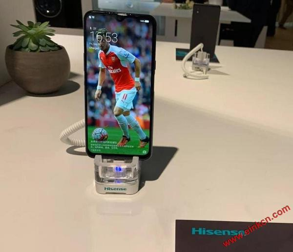 海信手机亮相IFA2019 ,多款新品大秀科技创新力! 电子墨水屏手机 第4张