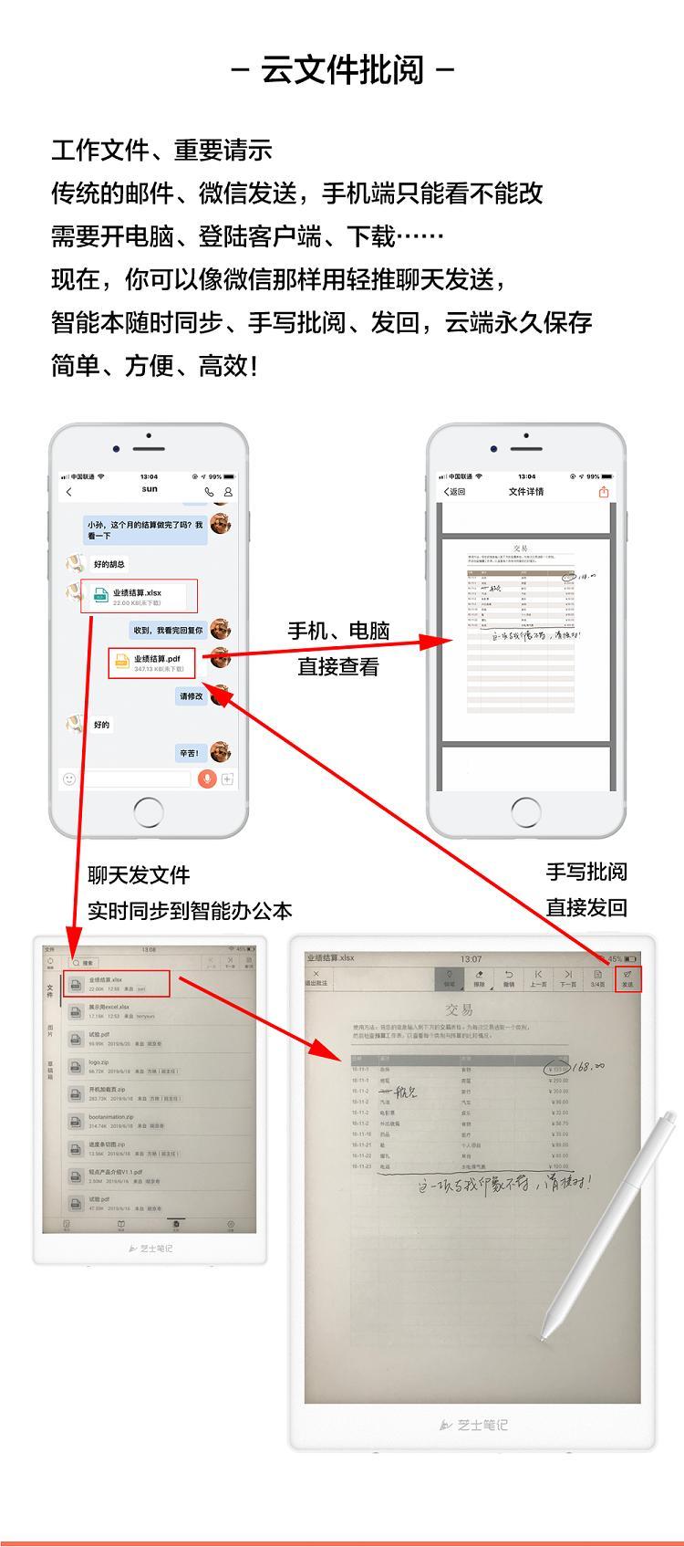 芝士笔记-轻推版智能办公本-官网,官方淘宝店 电子笔记 第2张